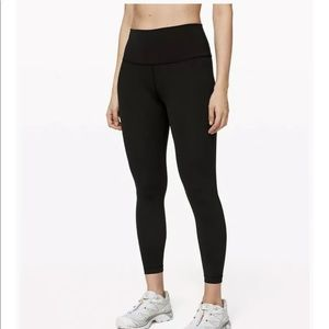 Lululemon wunder under high rise Sz 4